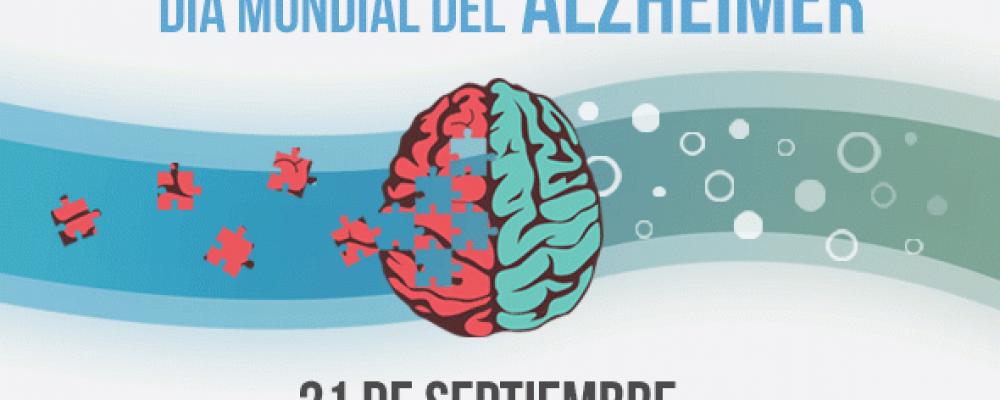 'Mou-te per l'Alzheimer' ajuda i col·labora en el Dia Mundial d'aquesta malaltia
