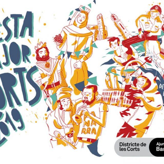 Arriba la festa de Les Corts!
