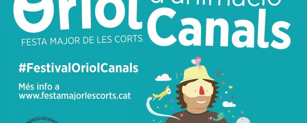 Llega el ¡IV Festival Oriol Canals! ¿Te animas?