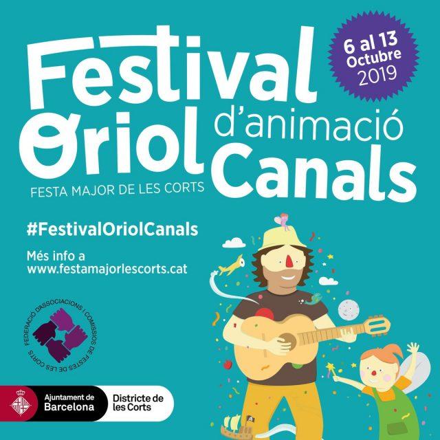 Arriba el 'IV Festival Oriol Canals! T'animes?
