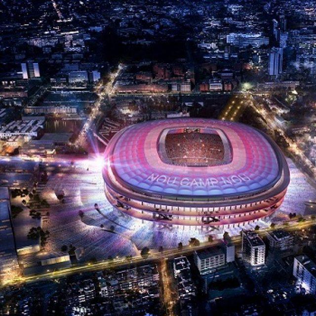 Este 2020 empieza la renovación del Espacio Barça: Zonas verdes y entorno Camp Nou