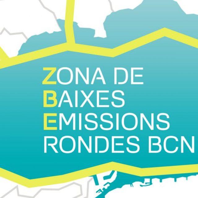 Forma parte de la redacción de la ordenanza de la Zona de Bajas Emisiones.