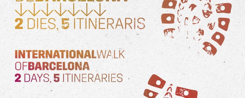 Les Corts forma part de l'itinerari de la Caminada Internacional de Barcelona.