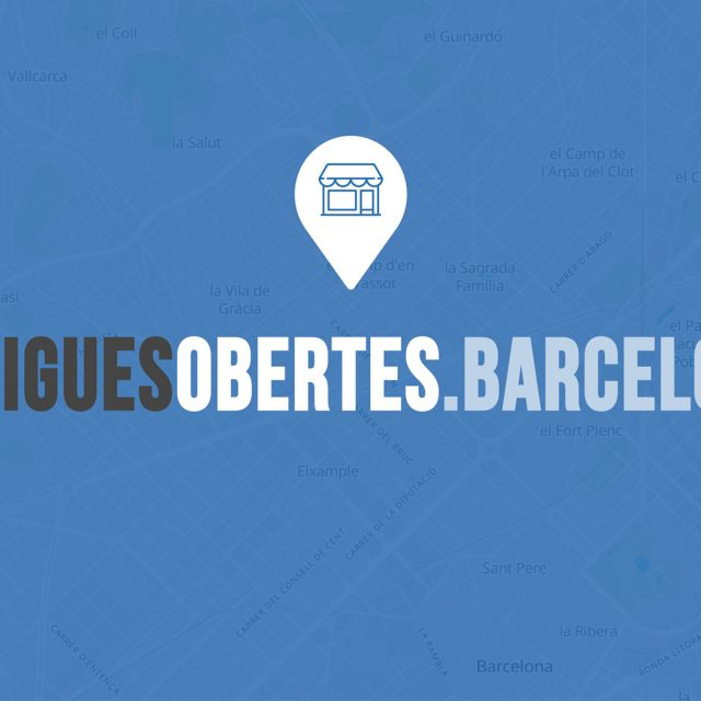 Barcelona Comerç la plataforma de cerca del comerç del teu barri