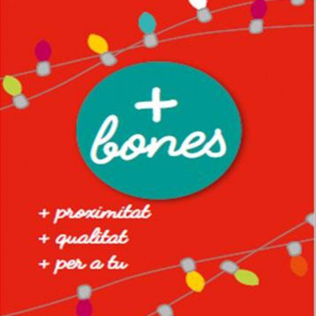 Amb el llibret d'ofertes de Les Corts Comerç 08028,  fem les festes més bones
