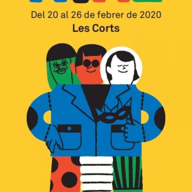 Carnaval 2020 la festa més divertida arriba a les Corts.