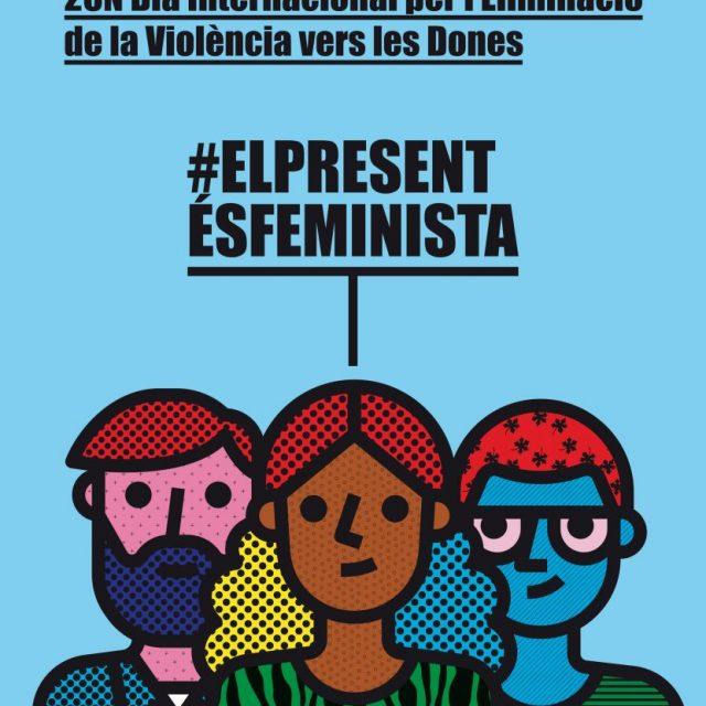 Les Corts prepara el 25N: El present és feminista.